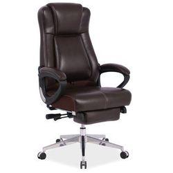 Fotel biurowy SIGNAL PRESIDENT z podnóżkiem