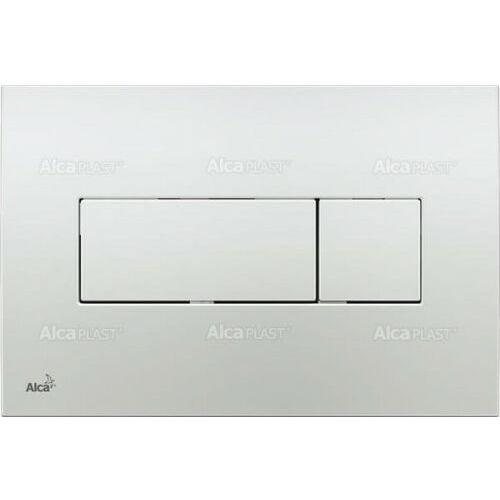ALCAPLAST M371 Przycisk, chrom, M371