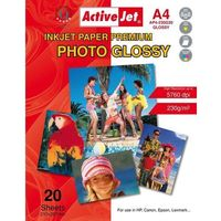 Papiery fotograficzne, Papier fotograficzny ACTIVEJET AP4-230G20