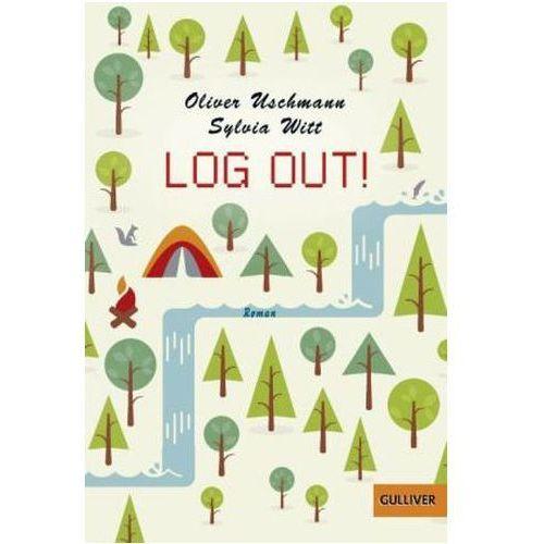 Pozostałe książki, Log out! Uschmann, Oliver