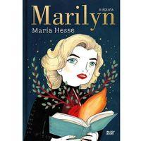 Książki dla dzieci, Marilyn. biografia (opr. twarda)
