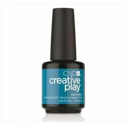 CND Gel Creative Play Teal The Wee Hours #503 15ml