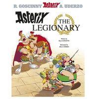 Książki do nauki języka, Asterix & the Legionary (b.#10) (opr. miękka)