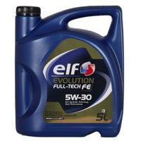 Oleje silnikowe, Elf Evolution Full-Tech FE 5W-30 5 Litr Pojemnik