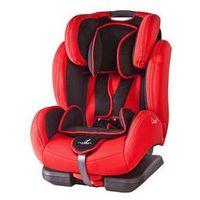 Foteliki grupa I, Fotelik samochodowy Diablo FIX 9-36kg Caretero (czerwony)