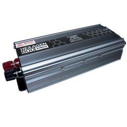 HEX SINUS 800 12 V przetwornica samochodowa SINUS 500W/800W 12V / 230V