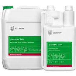 Quatrodes Extra Medisept 1L - Koncentrat do mycia i dezynfekcji powierzchni