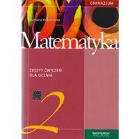 Matematyka, MATEMATYKA 2 GIM OPERON ĆW NPP (opr. miękka)