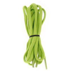 Sznurówki martes lace Slim green 75cm