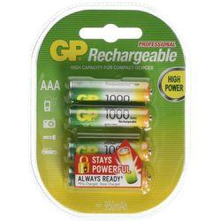Akumulatory GP ReCyko+ 100AAAHCN-GB4 950 mAh