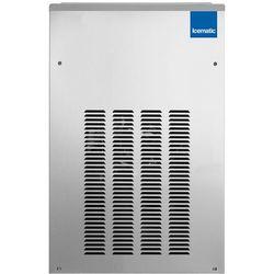 Łuskarka do lodu 600 kg/24 h, chłodzona powietrzem, 2 kW, 538x663x790 mm | ICEMATIC, SF500A