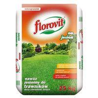 Odżywki i nawozy, Nawóz do trawnika JESIENNY 25 kg FLOROVIT