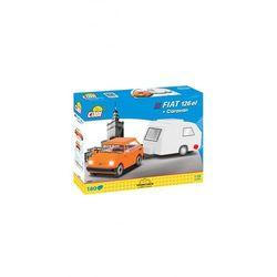 Cars Fiat 126P + Caravan 185 kl. 2Y37G8 Oferta ważna tylko do 2023-04-03