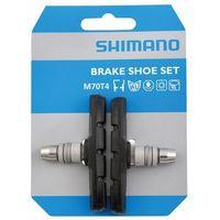 Klocki hamulcowe do rowerów, Shimano M70T4 - Klocki hamulcowe V-brake