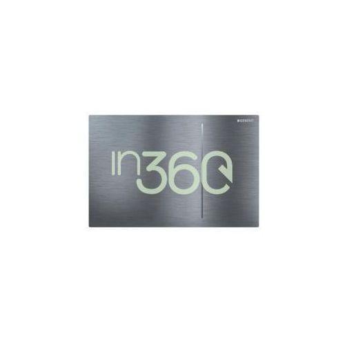 Geberit sigma70 przycisk uruchamiający, przedni, 8cm, biały 115.625.si.1