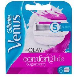 Gillette Venus & Olay Sugarberry Comfortglide wkład do maszynki 6 szt dla kobiet