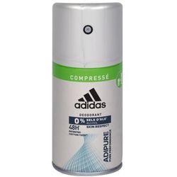 Adidas Adipure 48h dezodorant 100 ml dla mężczyzn