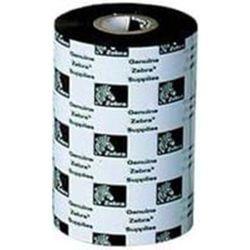 Zebra 2300 Wax - Taśma drukująca Czarny