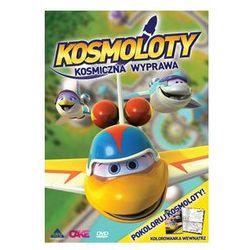 Kosmoloty Kosmiczna wyprawa + Kolorowanka. Darmowy odbiór w niemal 100 księgarniach!