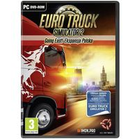 Gry PC, Euro Truck Simulator 2 Going East (PC)