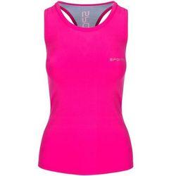 Top fitness SPOKEY Modo-839513 (rozmiar L) Różowo-niebieski