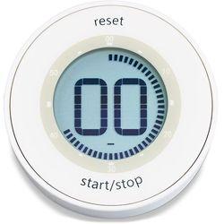 Minutnik elektroniczny z wyświetlaczem LCD - ADE okrągły (AD-TD 1800-1)