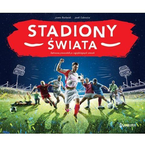 Książki dla dzieci, Stadiony świata (opr. twarda)