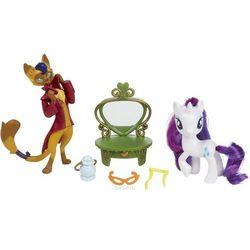 My Little Pony zestaw dwóch kucyków Rarity Capper - BEZPŁATNY ODBIÓR: WROCŁAW!