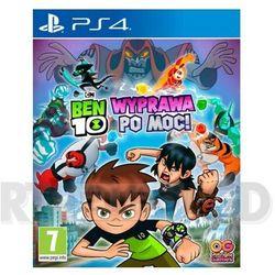 Ben 10 Wyprawa po moc! (PS4)