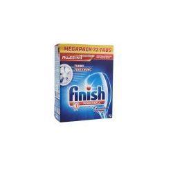 Finish tabletki do zmywarki All-in-one TURBO 72szt