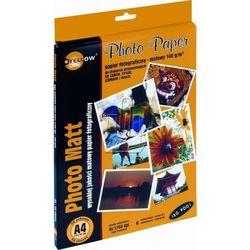 Papier fotograficzny A4/140g matowy 50 arkuszy