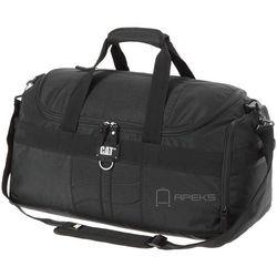 Caterpillar Millennial Cargo torba podróżna na ramię 55 cm CAT / czarna