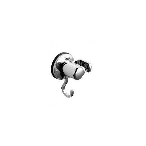 uchwyt na słuchawkę na przyssawkę z haczykiem, chrom anu 021u marki Deante
