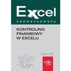 Kontroling finansowy w Excelu