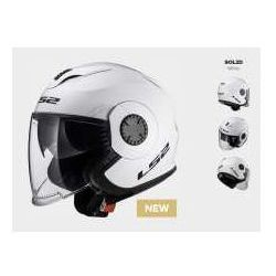 KASK LS2 OF570 VERSO SOLID WHITE