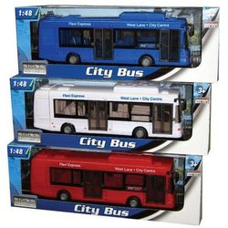 Teama, Autobus miejski