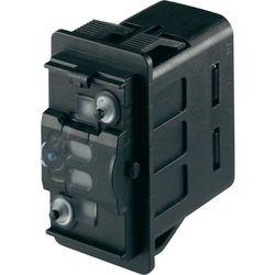 Przełącznik kołyskowy Marquardt 3250.0001, 12 - 24 V/DC, 10 (5) A