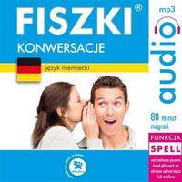 Audiobooki, FISZKI audio - j. niemiecki - Konwersacje - Kinga Perczyńska, Dominika Złotek