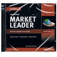 Książki do nauki języka, Market Leader 3rd Edition Intermediate, Class Audio CD (2)