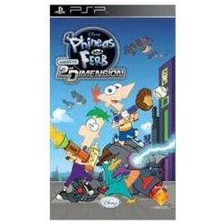Phineas and Ferb: Across the 2nd Dimension (PSP)