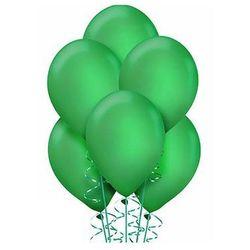 Balony lateksowe duże - 12 cali - zielone - 25 szt.