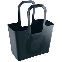 Wielofunkcyjna torba na zakupy, plażę TASCHE XL - kolor czarny, KOZIOL