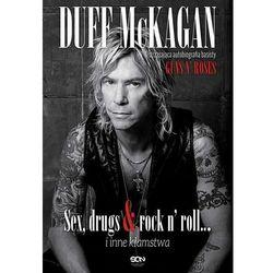 Duff McKagan. Sex, drugs & rock n' roll… i inne kłamstwa - Duff McKagan - ebook