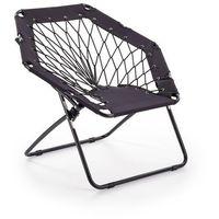 Fotele, Fotel Widget Czarny kolor czarny