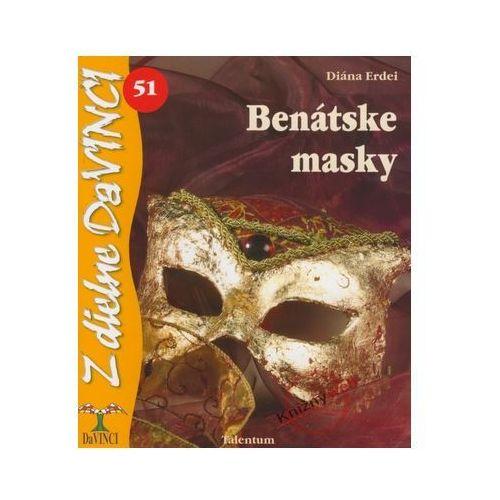 Pozostałe książki, Benátske masky Diána Erdei