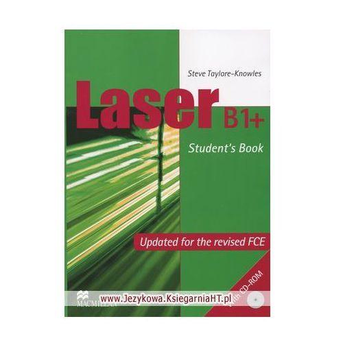 Książki do nauki języka, Laser B1+ Pre FCE Student's Book (podręcznik) and CD (opr. miękka)