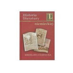 Historia literatury niemieckiej (opr. twarda)