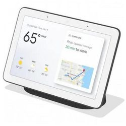 GOOGLE Home Hub GA00515-US z asystentem Google Czarny