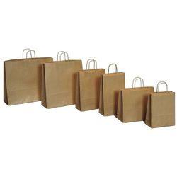 Papierowa torebka Lanex P0/10szt. mała szara