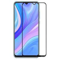 Folie ochronne do smartfonów, Szkło hartowane na cały ekran z ramką do Huawei Y6P